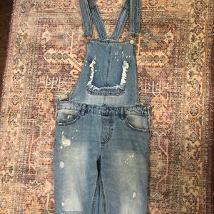 Denim overalls from the Europe brand
